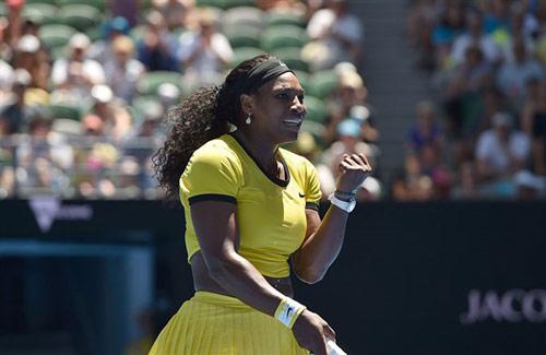Serena - Hsieh: Nhiệm vụ bất khả thi (V2 Australian Open) - 1