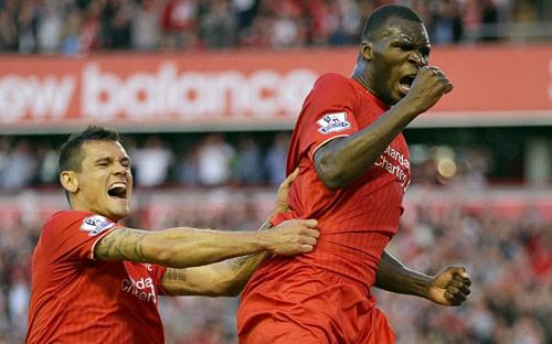 """Liverpool - Exeter City: """"Lữ đoàn đỏ"""" trút giận - 1"""