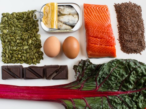 Ăn gì, ăn thế nào để giảm stress? - 1