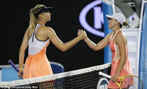 Australian Open ngày 3: Tạm biệt hoa khôi Bouchard - 4