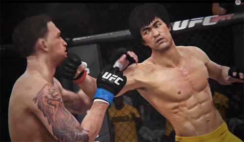 """Lý Tiểu Long chính là """"cha đẻ"""" của võ MMA - 2"""