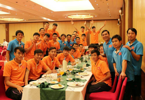 Chi tiết U23 Việt Nam - U23 UAE: Tiếc nuối (KT) - 19