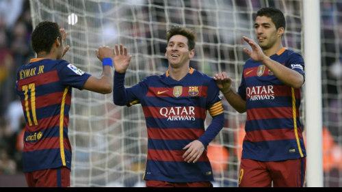 """Suarez & hành trình trở thành """"số 9"""" hoàn hảo ở Barca - 1"""