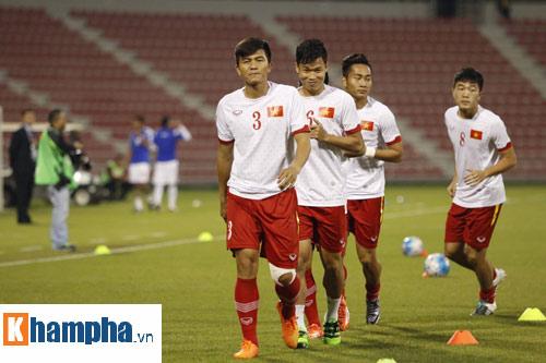 Chi tiết U23 Việt Nam - U23 UAE: Tiếc nuối (KT) - 15