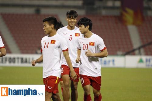 Chi tiết U23 Việt Nam - U23 UAE: Tiếc nuối (KT) - 17