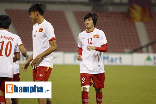 Chi tiết U23 Việt Nam - U23 UAE: Tiếc nuối (KT) - 18
