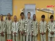 Video An ninh - Bị người lạ truy sát, 9 côn đồ vác hung khí đi trả thù