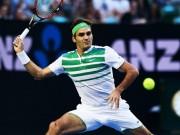 """Thể thao - Hot shot: Cú bẻ tay """"ma thuật"""" của Federer"""