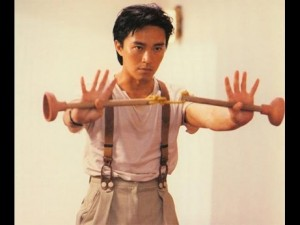 Video phim: Châu Tinh Trì đấu võ bằng... 'nước miếng'