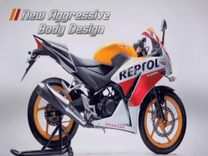 Honda CBR150R 2016 lộ diện với nhiều thay đổi