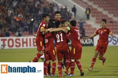 Chi tiết U23 Việt Nam - U23 UAE: Tiếc nuối (KT) - 8