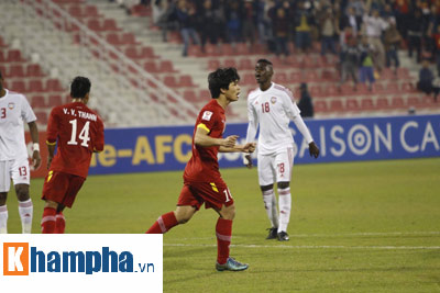 Chi tiết U23 Việt Nam - U23 UAE: Tiếc nuối (KT) - 7