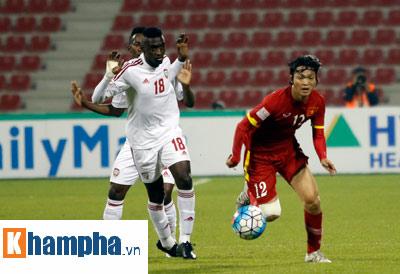 Chi tiết U23 Việt Nam - U23 UAE: Tiếc nuối (KT) - 4