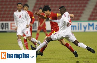 Chi tiết U23 Việt Nam - U23 UAE: Tiếc nuối (KT) - 3