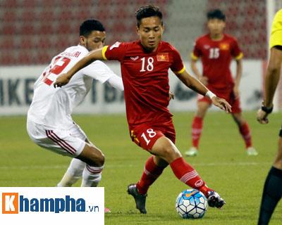 Chi tiết U23 Việt Nam - U23 UAE: Tiếc nuối (KT) - 5