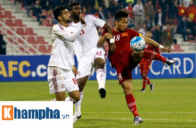 Chi tiết U23 Việt Nam - U23 UAE: Tiếc nuối (KT) - 12