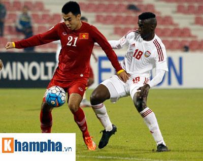 Chi tiết U23 Việt Nam - U23 UAE: Tiếc nuối (KT) - 11
