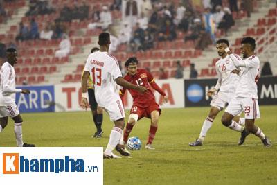 Chi tiết U23 Việt Nam - U23 UAE: Tiếc nuối (KT) - 13