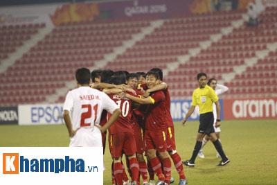 Chi tiết U23 Việt Nam - U23 UAE: Tiếc nuối (KT) - 14