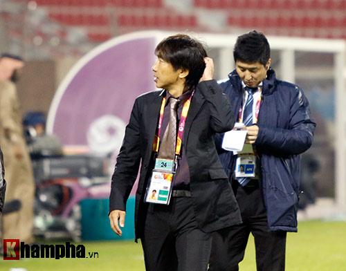 U23 Việt Nam thua ngược, HLV Miura đổ thừa do học trò - 1