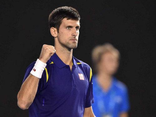Bị nghi bán độ, Djokovic nổi đóa mắng phóng viên - 1