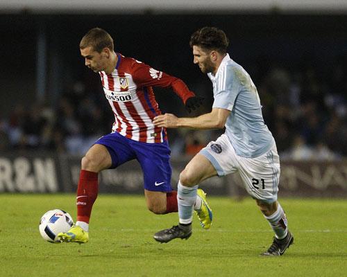 Celta Vigo - Atletico: Hàng công kém duyên - 1