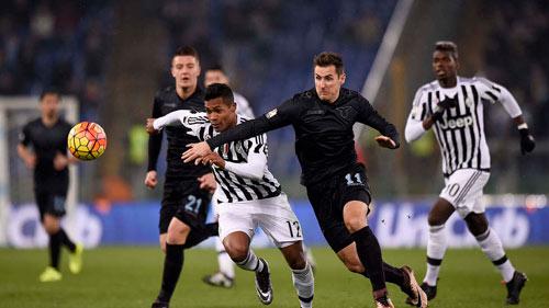 Lazio - Juventus: Hẹn gặp Inter - 1