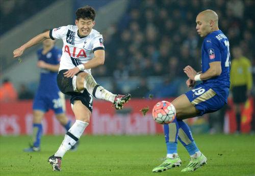 "Leicester - Tottenham: Heung-Min Son quá ""son"" - 1"