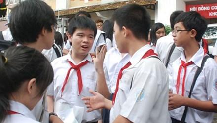 Hà Nội: Thi tuyển vào lớp 10 sớm hơn năm 2015 - 1