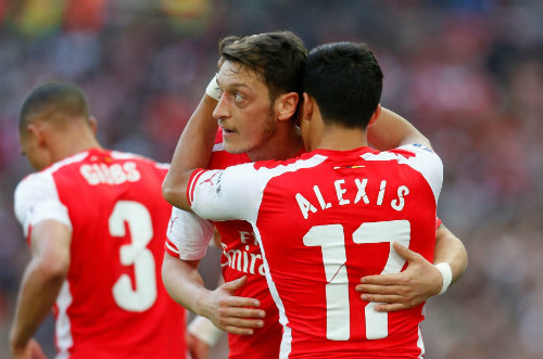 Arsenal gặp Chelsea ở Emirates: Thời thế xoay vần - 2