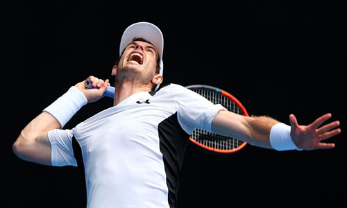 Murray – Sam Groth: Chỉ khó ở set 2 (V2 Australian Open) - 1