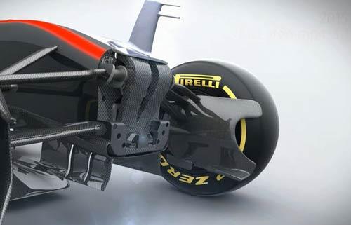 """F1 2016: Tăng tốc hoàn thiện """"chiến mã"""" - 1"""