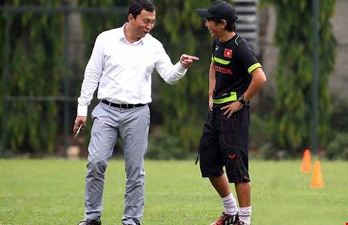 Luẩn quẩn tìm thầy cho bóng đá Việt Nam - 1