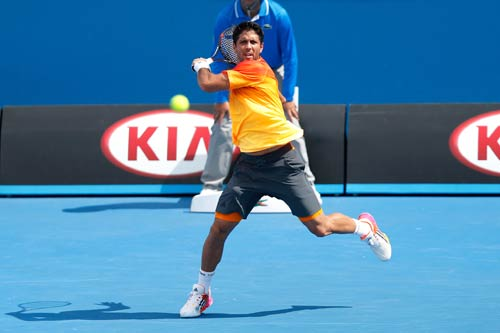 Australian Open ngày 4: Wawrinka, Ivanovic dễ dàng đi tiếp - 4