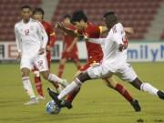 Bóng đá - Chi tiết U23 Việt Nam - U23 UAE: Tiếc nuối (KT)