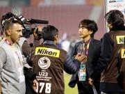 Bóng đá - U23 Việt Nam thua ngược, HLV Miura đổ thừa do học trò