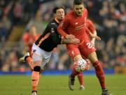Bóng đá - Liverpool - Exeter: Trút cơn giận dữ
