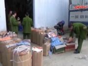 """Video An ninh - Phát hiện cơ sở bánh kẹo """"đầu độc"""" trẻ em ở Sơn La"""