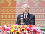 Tin tức trong ngày - Tổng Bí thư nêu 6 nhiệm vụ trọng tâm của nhiệm kỳ mới