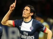 """Bóng đá Pháp - MU tấn công Cavani: Cho một """"sát thủ"""" còn thiếu"""