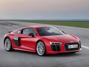 Công bố giá siêu xe Audi R8 2017