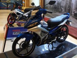 Tận mắt mẫu Yamaha Exciter 135 2016 vừa ra mắt