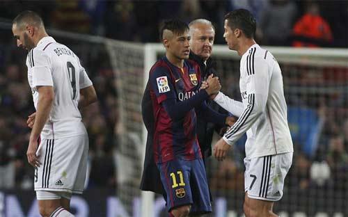 Real Madrid xây tam tấu mới với Neymar và Lewandowski - 1
