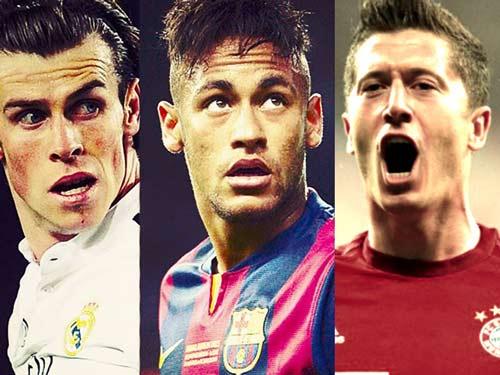 Real Madrid xây tam tấu mới với Neymar và Lewandowski - 2