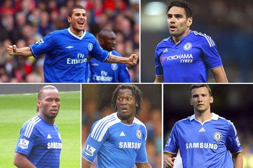 Chuyện Chelsea mua tiền đạo: Vứt đi gần 200 triệu bảng - 2