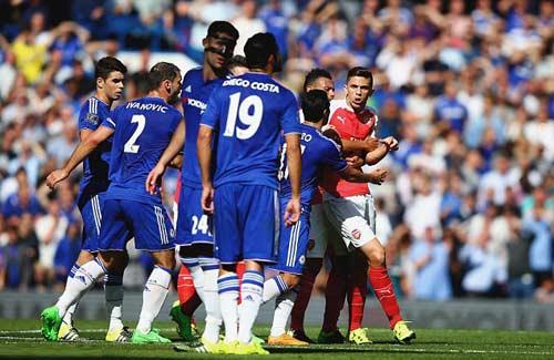 Ngoại hạng Anh trước vòng 23: Bại binh phục hận - 1