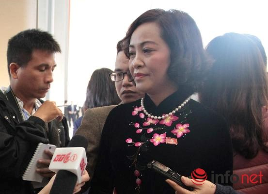 Ý kiến đại biểu về nhân sự Đại hội Đảng XI - 1