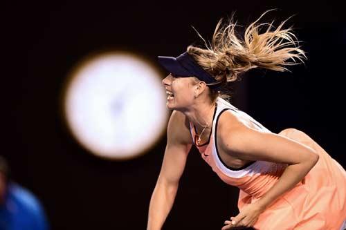 Sharapova – Davis: Huy hoàng rồi vụt tắt (V3 Australian Open) - 1
