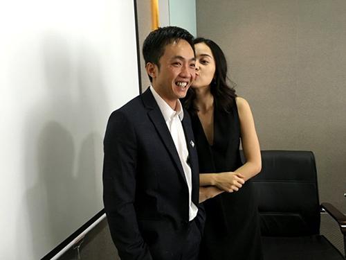 Facebook sao 22/1: Quốc Cường được Hạ Vi khen 'ngây thơ' - 2