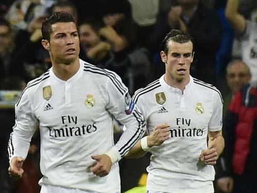 """""""Ronaldo & Bale có thể cùng rời Real Madrid"""" - 1"""